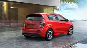 2017 Chevrolet Sonic Revealed | GM Authority