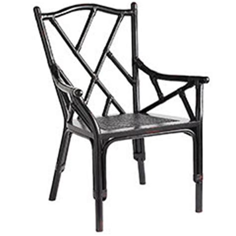 Pier One Bamboo Directors Chair by Bamboo Chippendale Chairs Copycatchic
