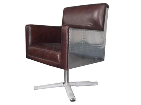 top grain cow leather 360 swivel office chair