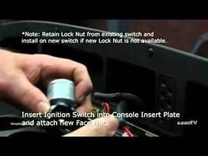 E-z-go Ignition Switch Installation
