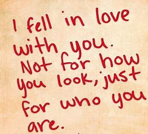 SWEET LOVE QUOTES FOR HER FROM THE HEART TUMBLR image ...