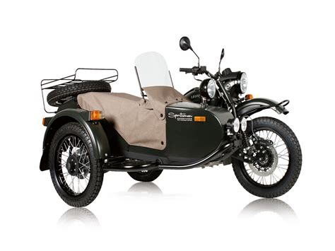 Rosso Corsa Gallery » Ural Motorcycles » 2017 Ural Gear Up