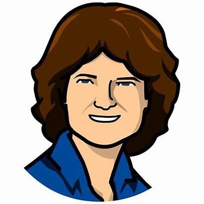 Sally Ride Clipart Cliparts Library Clip Zone