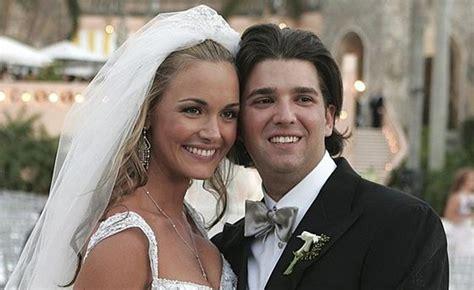 trump donald vanessa jr haydon wife worth age bio married modelling biographytree wedded career lago mar wiki height lame cherry