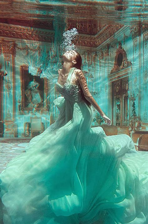 obsessions  gessica underwater glamour