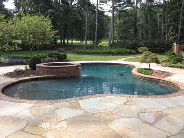 midnight blue pebble tec pool design ideas pictures