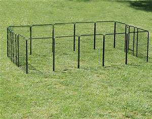 Extra large heavy duty playpen 40 inches tall for Extra large dog fence
