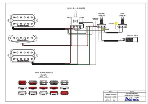 ibanez rg wiring diagram ibanez color codes