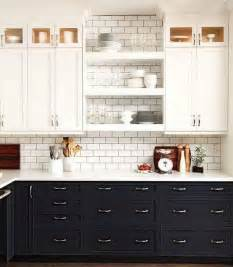 kitchen design ideas white cabinets stylish two tone kitchen cabinets for your inspiration