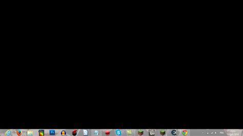 ecran noir bureau windows 7 aide écran noir sur chrome corbeille