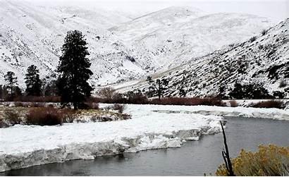 Yakima River Canyon Wa Blm Subbasin Winter