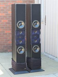 Sold  F S  Duntech Crown Prince Speaker Pair