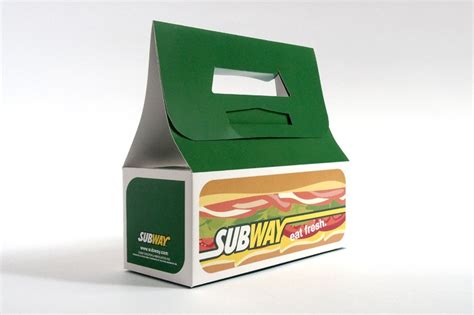 subway   boxed meal kin selected works