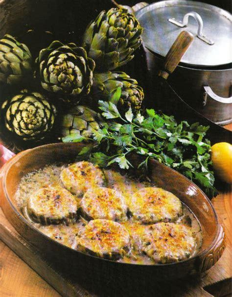 les fonds de cuisine les fonds d artichauts au gratin blogs de cuisine