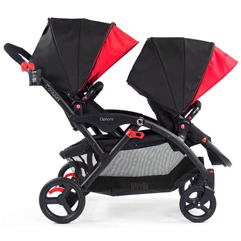 The Best Double Strollers 2017  Baby Bargains