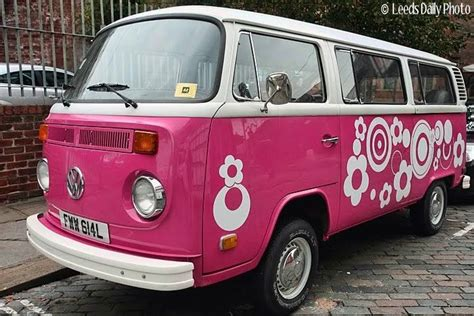 van volkswagen pink 93 best images about vw flower power on pinterest cars