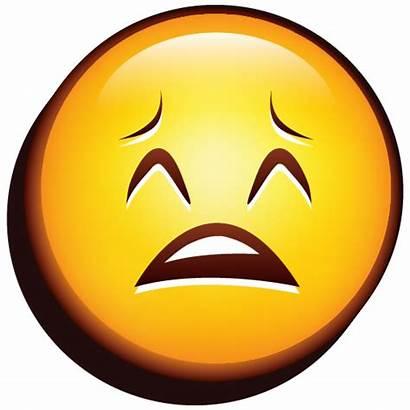 Emoji Sad Transparent Background Icon Face Faces