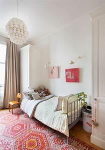 interieur design l39exemple d39un appartement a paris With tapis chambre bébé avec bioloka paris