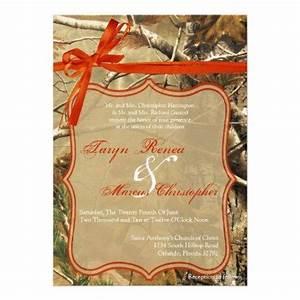 invitations With free printable camouflage wedding invitations