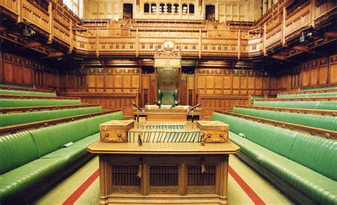 what does chambre in great buildings the palace of westminster the