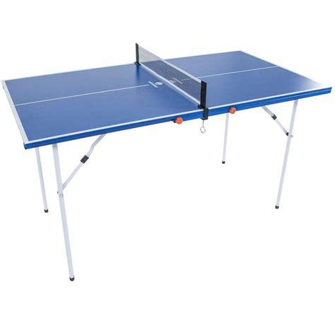 table artengo ft mini decathlon