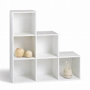 compo meuble en escalier blanc l 93 cm achat vente With exceptional meuble 8 cases ikea 3 compo meuble en escalier blanc l 93 cm achat vente