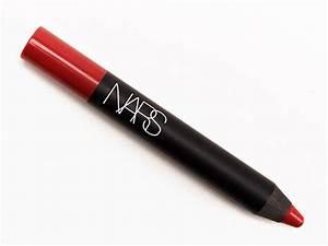NARS Mysterious Red & Paimpol Velvet Matte Lip Pencils ...