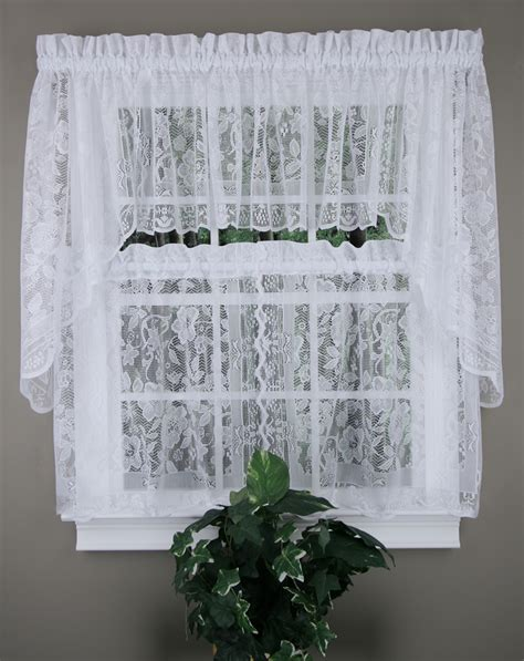 Country Lace Curtains And Valances