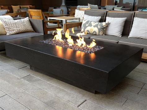 How To Build An Outdoor Propane Fire Pit, Propane Fire Pit