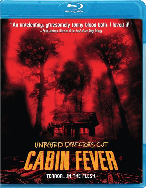 cabin fever the location scout cabin fever 2002
