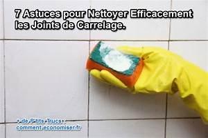 Joint De Carrelage Sol : 7 astuces pour nettoyer efficacement les joints de carrelage ~ Dode.kayakingforconservation.com Idées de Décoration