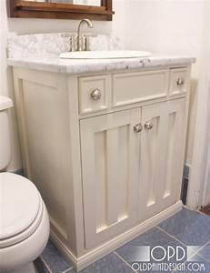 11 diy sink bases and cabinets you can make yourself for Making a bathroom cabinet