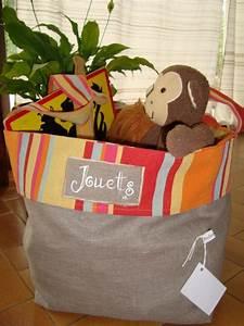 Sac à Jouets : le sac pour ranger ses jouets atelier de l 39 oie ~ Teatrodelosmanantiales.com Idées de Décoration