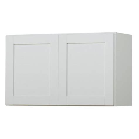 lowes white cabinet doors shop kitchen classics arcadia 30 in w x 18 in h x 12 in d