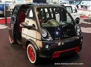 Voiture Electrique Mia : une voiture fran aise la mia lectrique est arriv e ils y sont arriv s ~ Gottalentnigeria.com Avis de Voitures