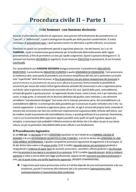 Dispense Diritto Civile by Ordinamento Giudiziario Dispense