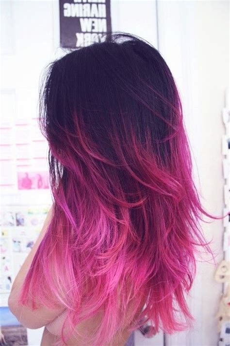 Cool Hairstyles For Ombre Hair by Ombre Hair Brown To Purple Search Color