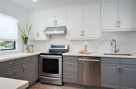 grey and white kitchen ideas grey or white kitchen cabinets kitchen and decor
