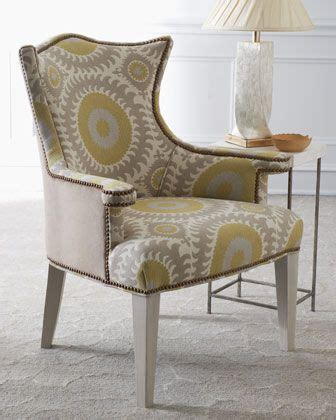 yellow and gray beautiful chair for the home