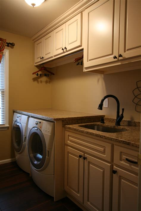 Laundry Room Remodel  Keystone Remodeling Basements