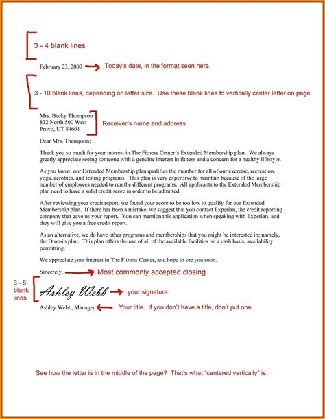 Cover Letter Format Spacing by Cover Letter Template Spacing 1 Cover Letter Template