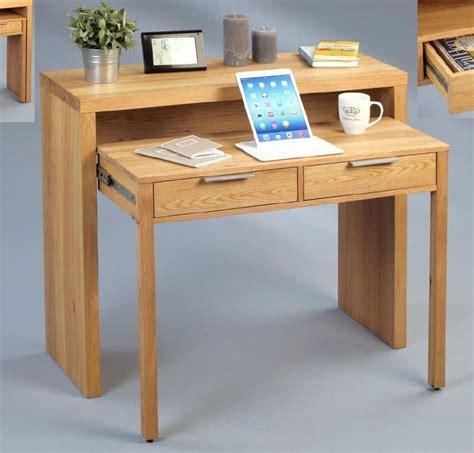 Hübsch Interior Schreibtisch by Schreibtisch Sekret 196 R Wildeiche Massiv Furniert