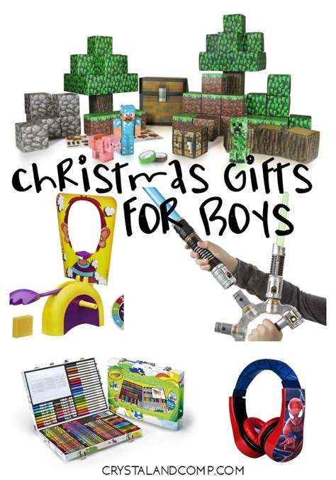 christmas gifts for boys crystalandcomp com