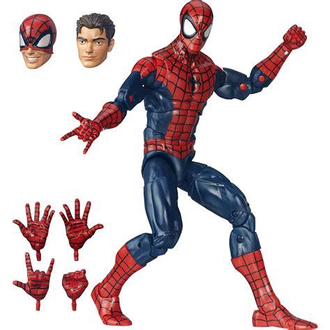 "Infinite Earths New Images Of 12"" Marvel Legends Spider"