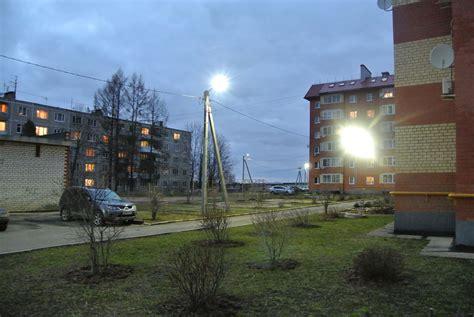 Модернизация систем уличного освещения энергосовет.ru
