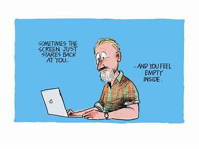 Important Follow Word Cartoon Need Medium