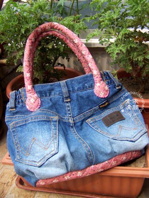 diy denim tote bag   recycled jeans  guide