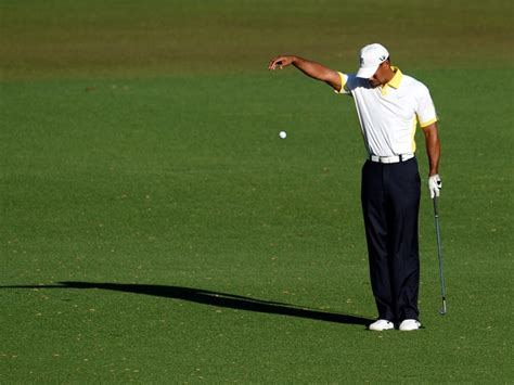 Champions Tour golfer called in Tiger's Masters penalty ...