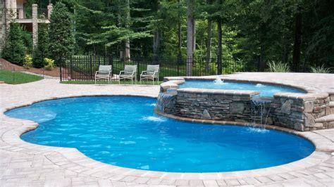 fiberglass aquacade pools spas