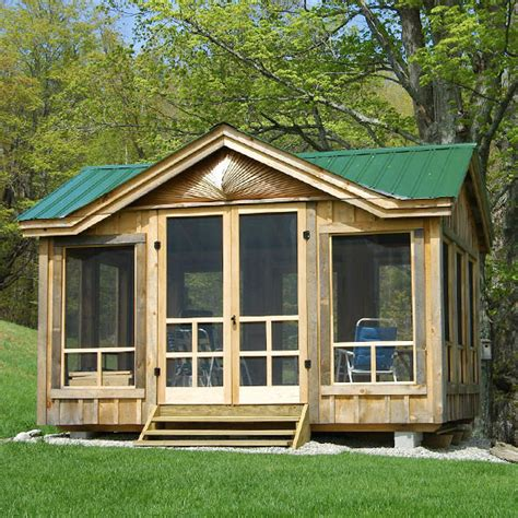 alternatives to the traditional screened porch we call
